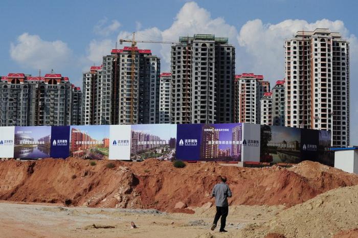 Экономике Китая угрожает её рынок недвижимости