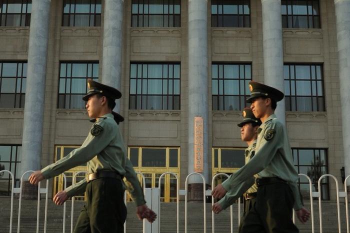 191 144557189 china - Вокруг бывшего секретаря общественной безопасности Китая затягивается петля
