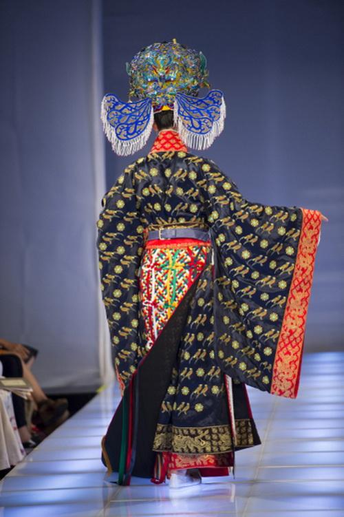 191 TKK hanfu 4 - Высокие стандарты для дизайнеров древних китайских костюмов