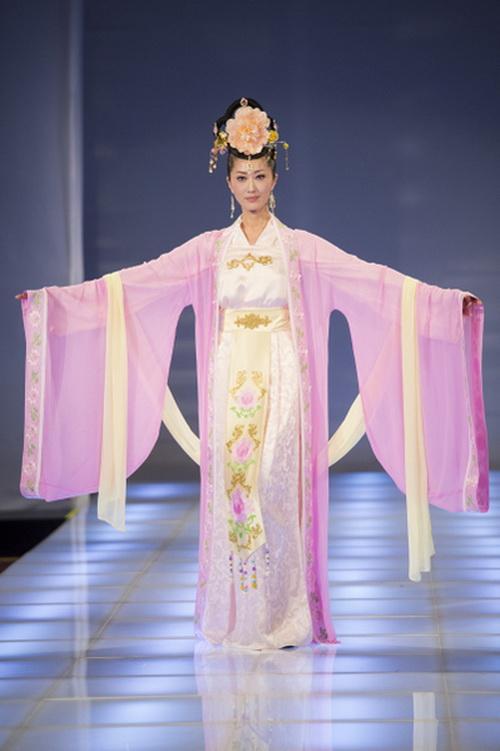 191 TKK hanfu 8 - Высокие стандарты для дизайнеров древних китайских костюмов