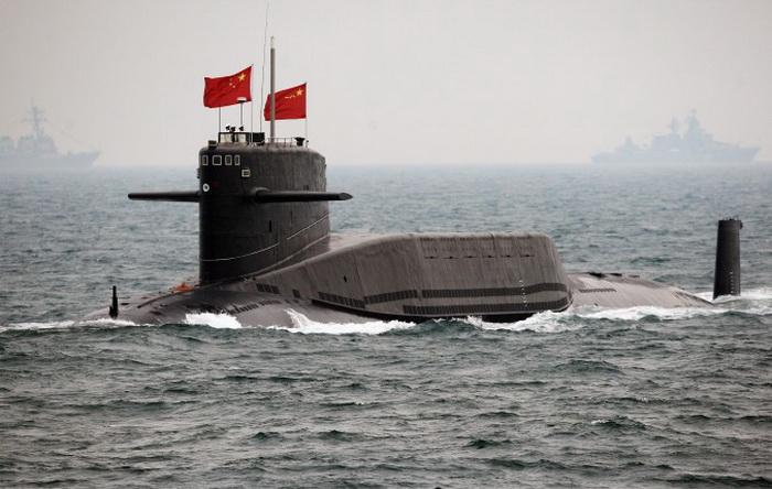 Китай усиливает военно-морской флот и расширяет возможности кибершпионажа