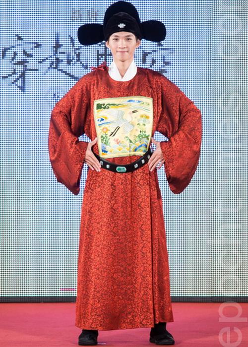 Победители конкурса китайского национального костюма Ханьфу объявлены