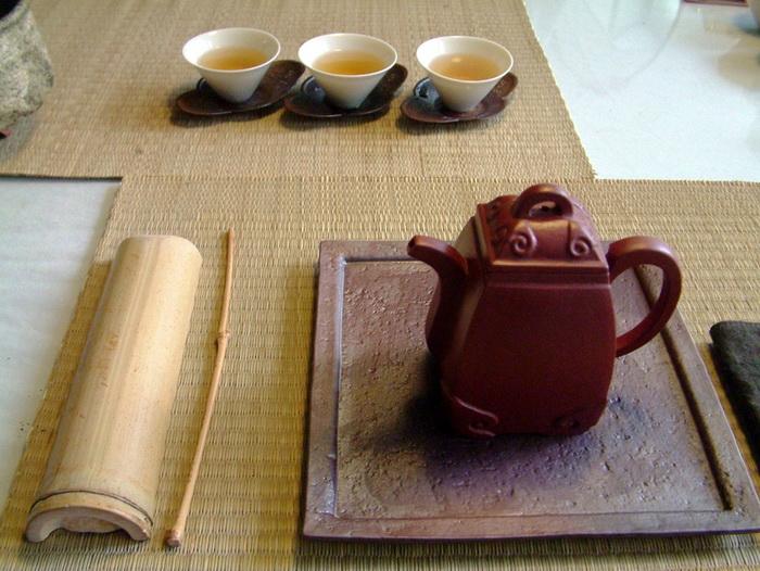 История о китайском жёлтом чае и императоре Цяньлуне