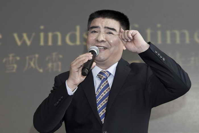Почему китайский магнат провёл странную пресс-конференцию?