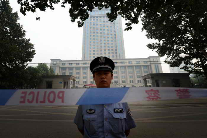 Последний день суда над Бо Силаем