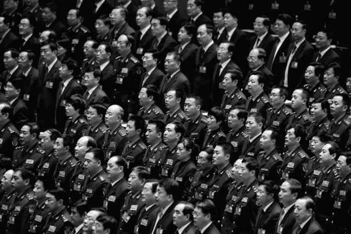 197 chinaofficialsGetty - 20 000 чиновников китайского режима наказаны за нарушение правил