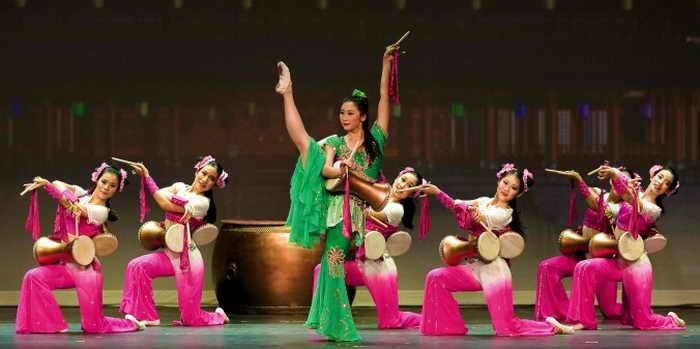Духовность, воплощённая в китайском танце
