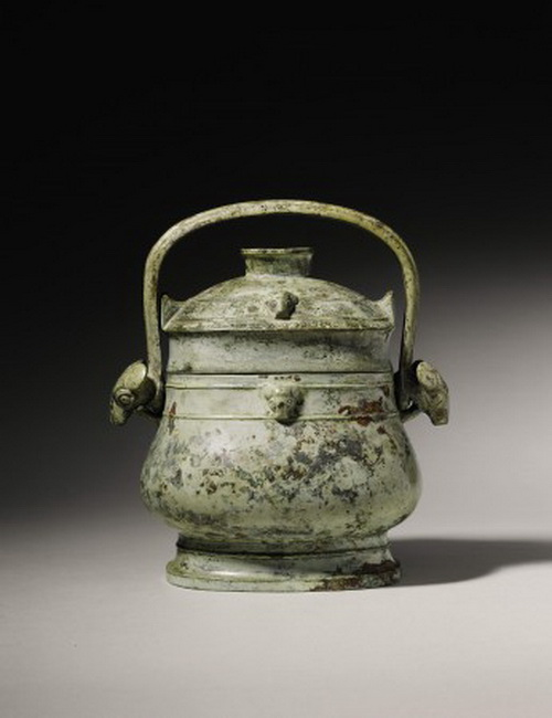 Китайское искусство периода, предшествовавшего эпохе Цин