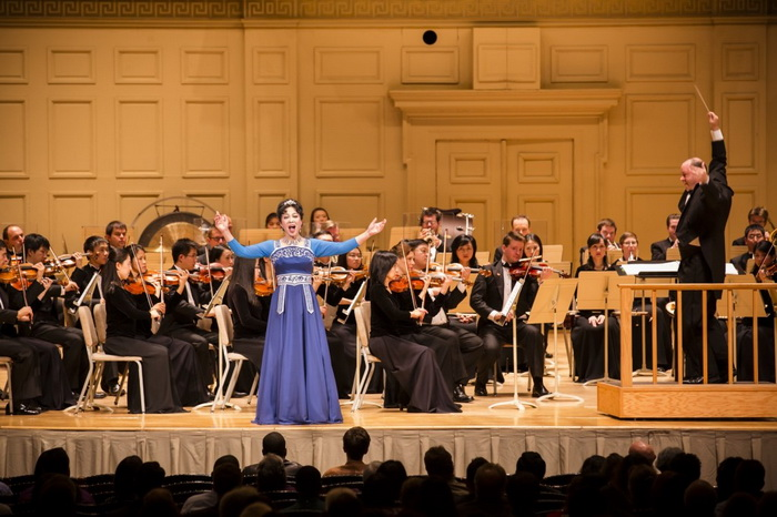 Оркестр Shen Yun — бальзам для души
