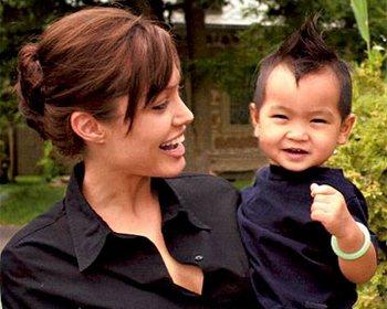 Приемный сын Анджелины Джоли и Брэда Питта сыграет в кино