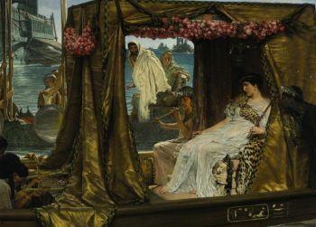 Шедевр Алма-Тадема будет представлен на аукционе Sotheby