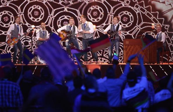 «Евровидение-2011». Фоторепортаж о выступлении финалистов конкурса