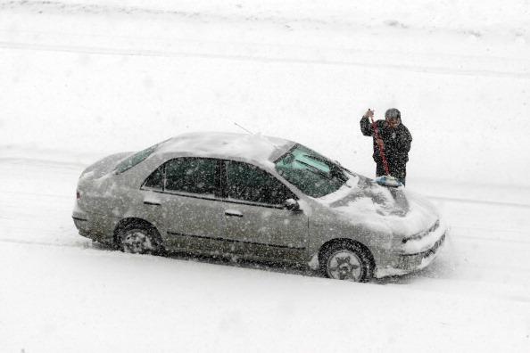 163 110181498 8 - Холодная погода стоит в Европе, Турции и даже в Северной Африке