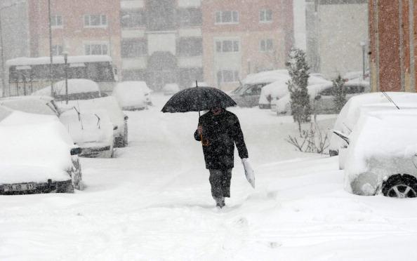 163 110183823 8 - Холодная погода стоит в Европе, Турции и даже в Северной Африке