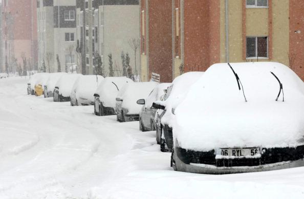 163 110183830 8 - Холодная погода стоит в Европе, Турции и даже в Северной Африке