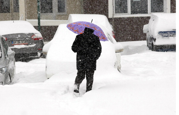 163 110184259 8 - Холодная погода стоит в Европе, Турции и даже в Северной Африке