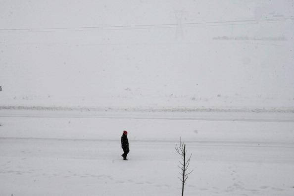 163 110184476 8 - Холодная погода стоит в Европе, Турции и даже в Северной Африке