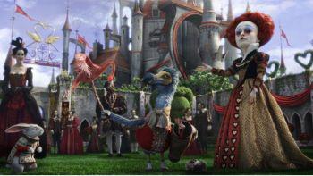 Кинообозор: «Алиса в Стране чудес»