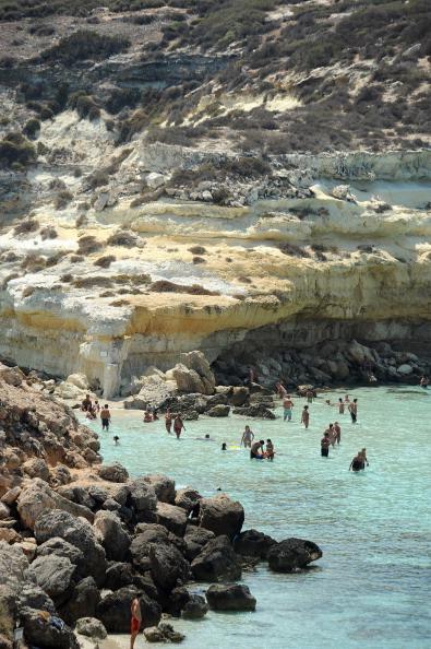 124lvsd10 - Фоторепортаж со средиземноморского острова Лампедуза