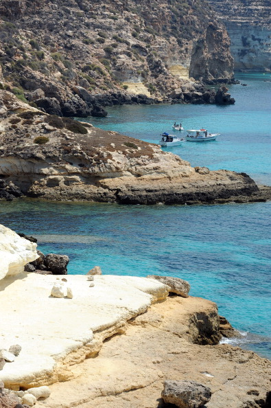 124lvsd11 - Фоторепортаж со средиземноморского острова Лампедуза