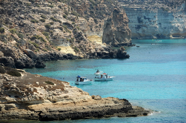 124lvsd12 - Фоторепортаж со средиземноморского острова Лампедуза