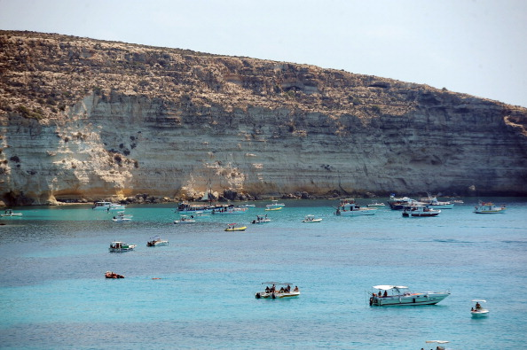 124lvsd13 - Фоторепортаж со средиземноморского острова Лампедуза