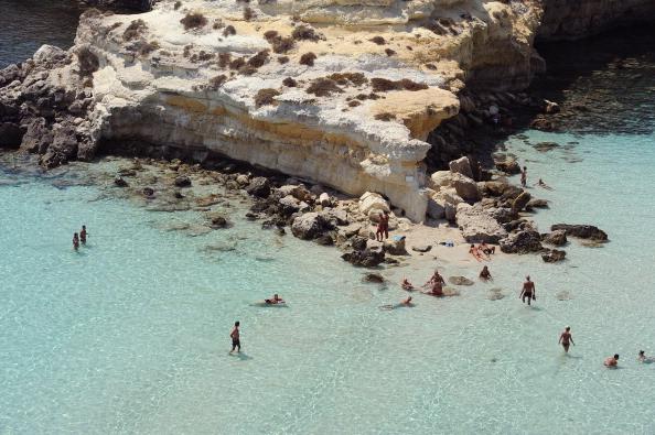 124lvsd17 - Фоторепортаж со средиземноморского острова Лампедуза