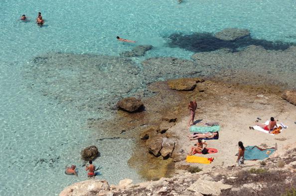 124lvsd19 - Фоторепортаж со средиземноморского острова Лампедуза