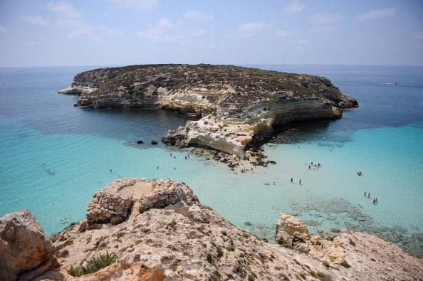 124lvsd2 - Фоторепортаж со средиземноморского острова Лампедуза