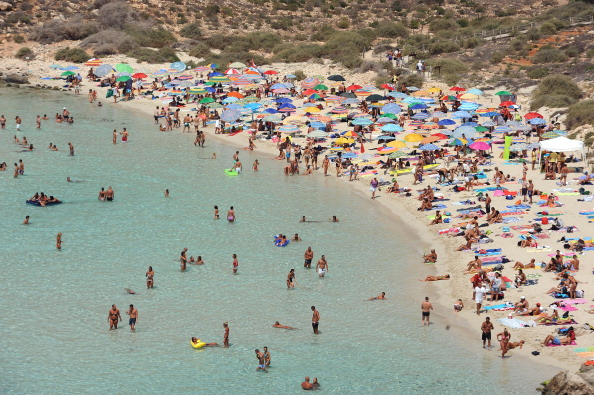 124lvsd22 - Фоторепортаж со средиземноморского острова Лампедуза