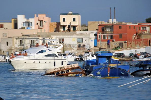 124lvsd24 - Фоторепортаж со средиземноморского острова Лампедуза