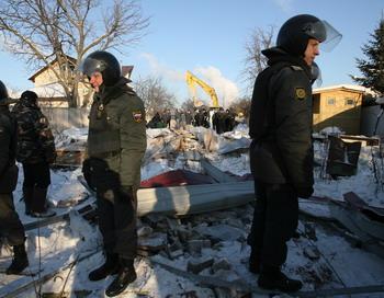 Власти Москвы незаконно включили «Речник» в природоохранную зону