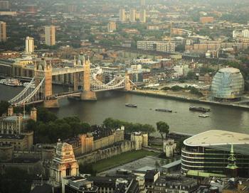 126 03 03 10 LONDON - Россияне лидируют среди покупателей элитного жилья в Лондоне