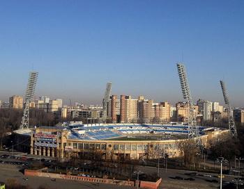 126 03 11 10 DINAMO - Стадион «Динамо» начали реконструировать