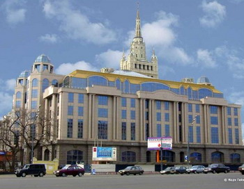 Власти Москвы продают «Новинский пассаж»