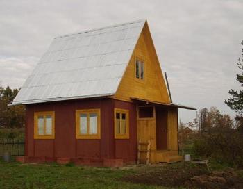 126 17 01 11 DACHA - В России учтут всю дачную недвижимость