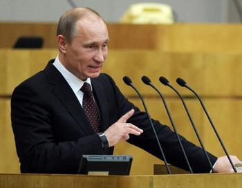 126 20 04 10 PUTIN - Путин пообещал до конца следующего года обеспечить жильем военных