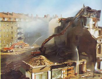 В Москве около трехсот объектов пойдут под снос