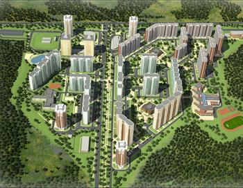 Крупный девелопер планирует застроить жильем Подмосковье