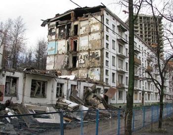 126 28 08 10 snos - Столичные власти продлили жизнь «хрущевкам» еще на два года