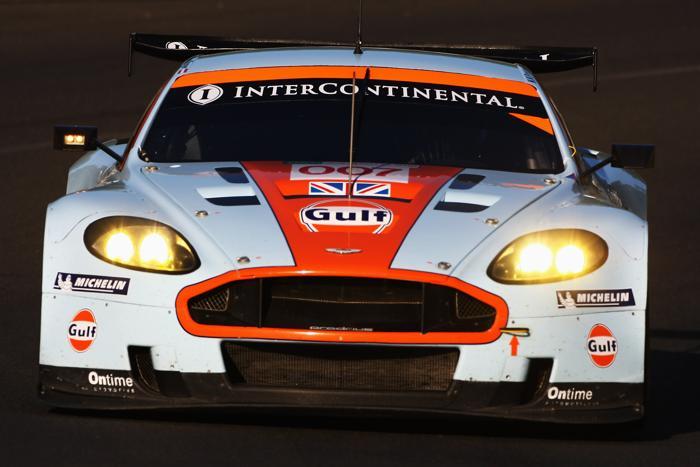 Aston Martin откроет «Неделю столетия»