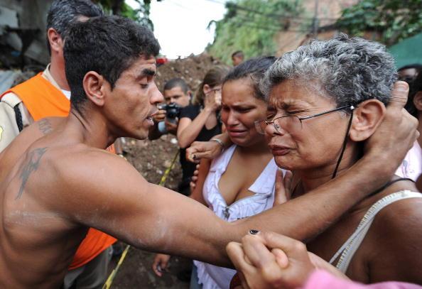 В Бразилии жертвами наводнения стали около 100 человек. Фоторепортаж