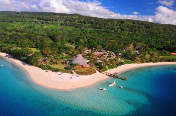 Курорт Хаванна на Вануату