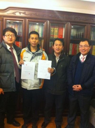 126 01 02 03 skand - На китайского репортёра, имеющего видео-компромат на чиновников, оказывается давление