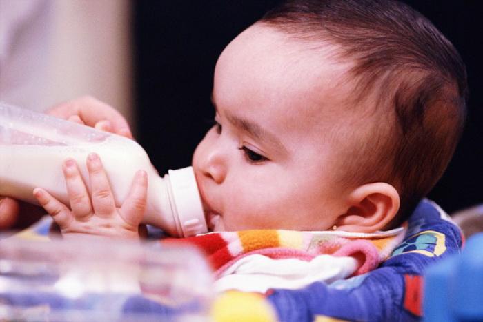 В подсластителях детской смеси обнаружен мышьяк