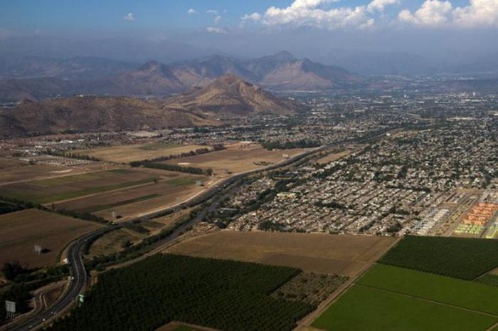 Под столицей Чили найден потерянный город инков