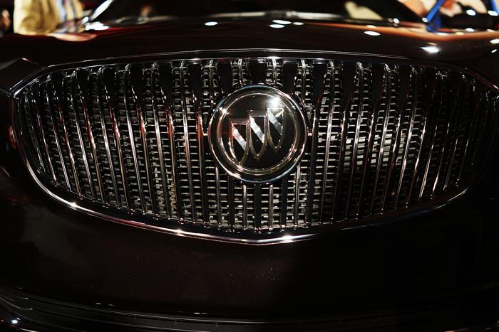 Buick представил LaCross и Regal 2014