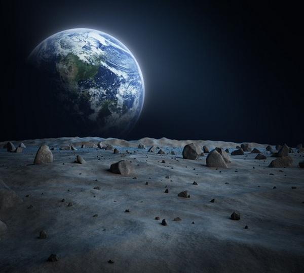 191 moon land shutterstock - Частная собственность в космосе