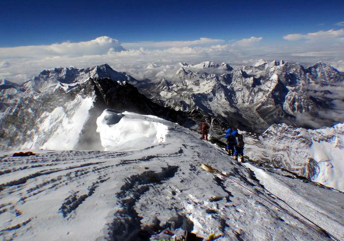 Предложен новый туристический маршрут по Гималаям