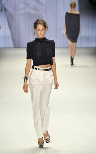 Показ коллекции Blacky Dress весна-лето 2011 на Неделе моды Mercedes Benz в Берлине. Фоторепортаж
